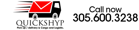 QuickShyp | Pick up / delivery & Cargo and Logistic